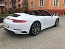 Rent-a-car Porsche 911 Carrera 4S Cabrio with its delivery to Tegernsee, photo 11
