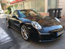 Rent-a-car Porsche 911 Targa 4S with its delivery to the München airport, photo 2