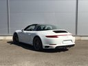 Rent-a-car Porsche 911 Targa 4S White with its delivery to the München airport, photo 2