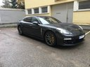 Rent-a-car Porsche Panamera Turbo Executive with its delivery to Starnberg, photo 1