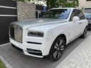 Rent-a-car Rolls-Royce Cullinan White in München Bayern, photo 4