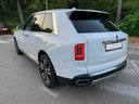 Rent-a-car Rolls-Royce Cullinan White in München Bayern, photo 3