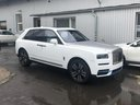 Rent-a-car Rolls-Royce Cullinan White in München Bayern, photo 5