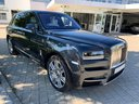 Rent-a-car Rolls-Royce Cullinan dark grey in München Bayern, photo 1